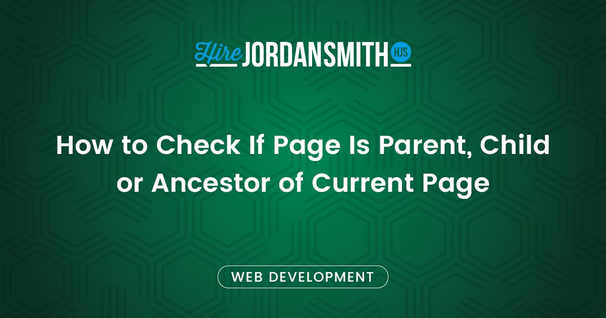 how-to-check-if-page-is-parent-child-or-