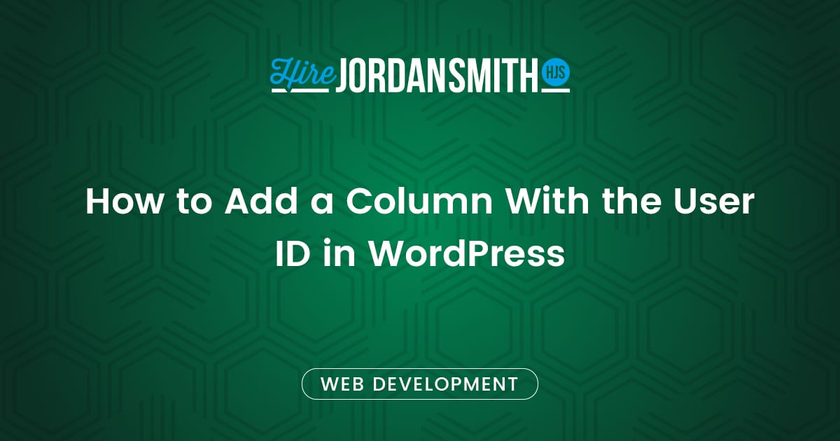 how-to-add-a-column-with-the-user-id-