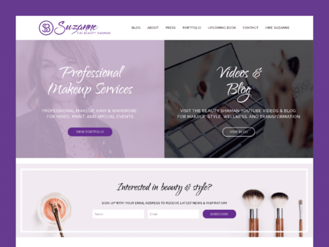 Web Design Savannah | Hire Jordan Smith | Website Designer Savannah GA 3