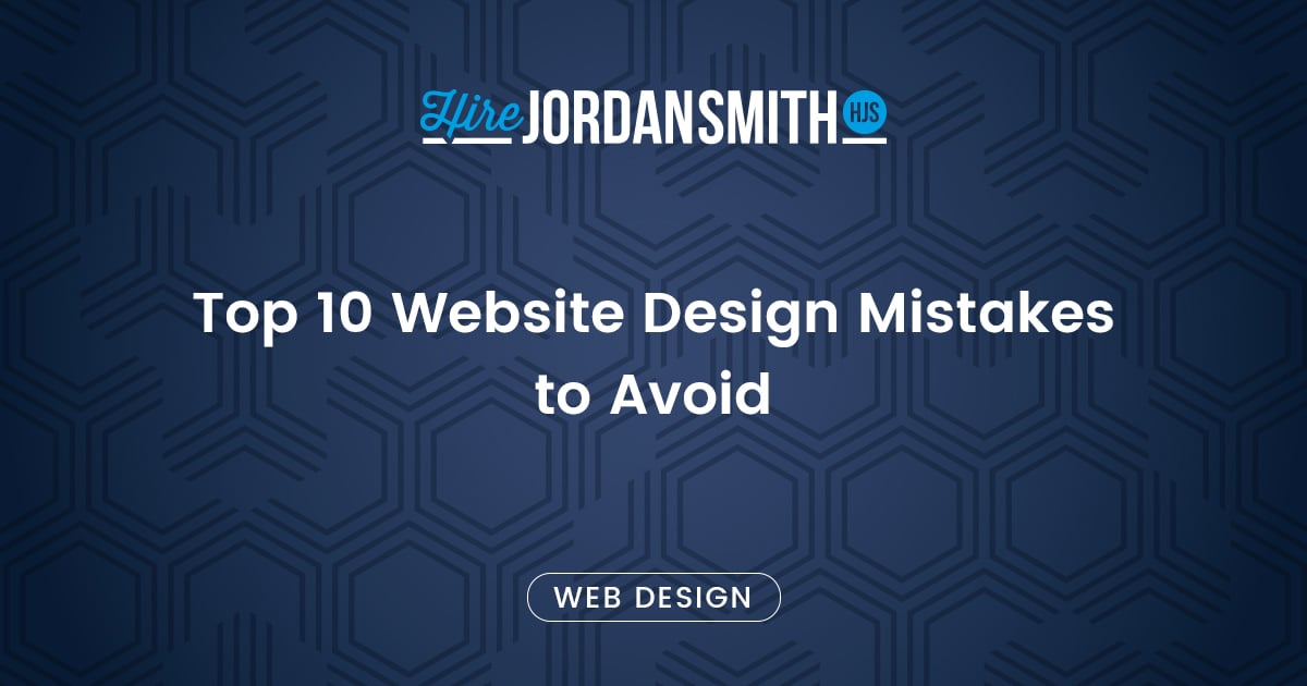 top-10-website-design-mistakes-to-avoid