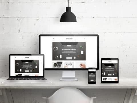 web design and seo