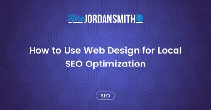 how-to-use-web-design-for-local-seo-optimization