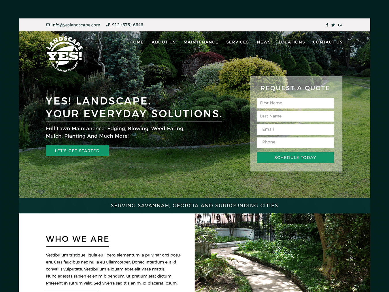 service-company-web-design-yes-landscape-thumbnail-design