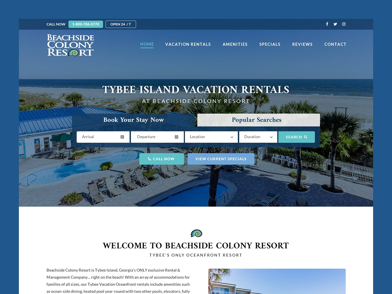 beachside-colony-resort-web-design-featured