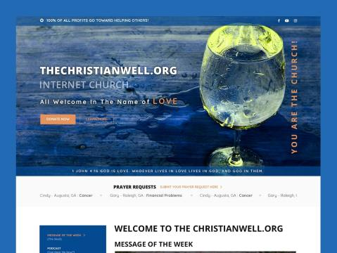 the-christian-well-web-design-featured