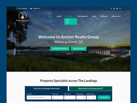 anchor-realty-group-web-design-featured