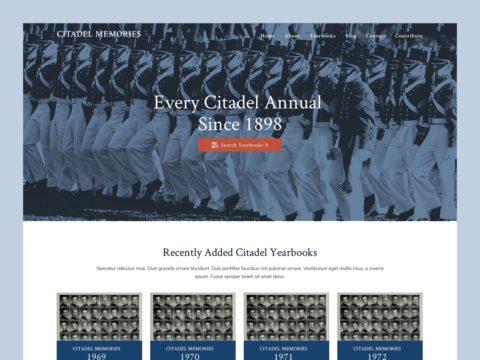 citadel-memories-web-design-featured