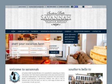 Web Design Savannah | Hire Jordan Smith | Website Designer Savannah GA 4