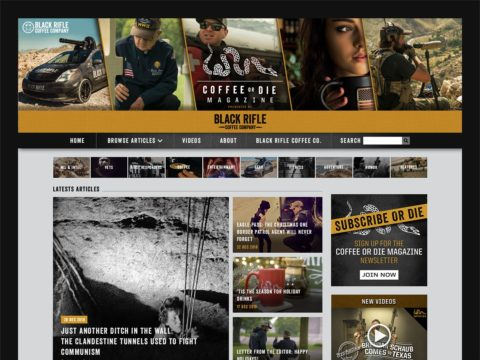 military-web-design-coffee-or-die-thumbnail-design