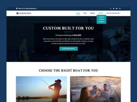 lexington-pontoons-web-design-featured