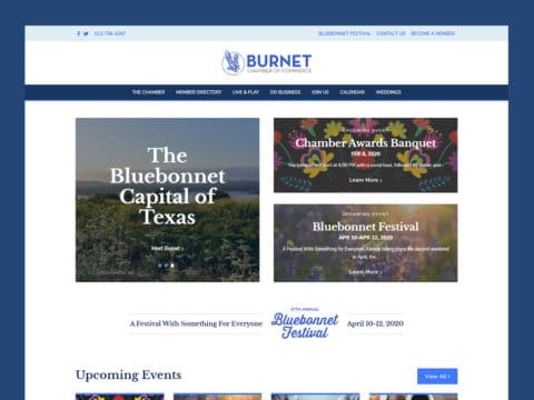 burnet-chamber-web-design-featured